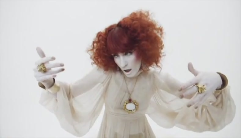 Dog Days Are Over Music Video Florence The Machine