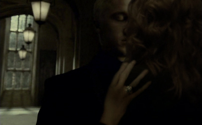 Dramione wallpaper with a business suit called Draco & Hermione Forbidden Love