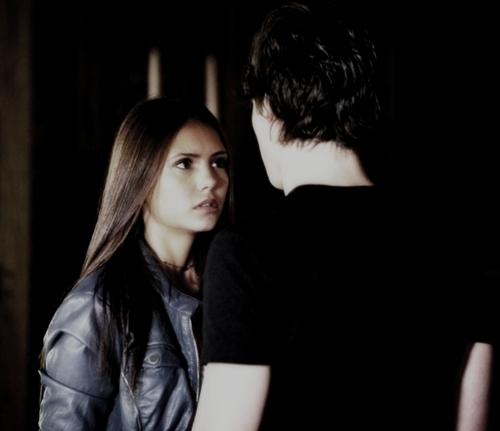 Elena meets Damon