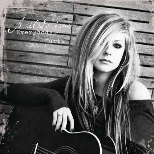 Everybody Hurts [FanMade Single Cover]
