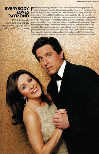 Everybody Loves Raymond wallpaper probably containing a business suit and a portrait titled Everybody Loves Raymond