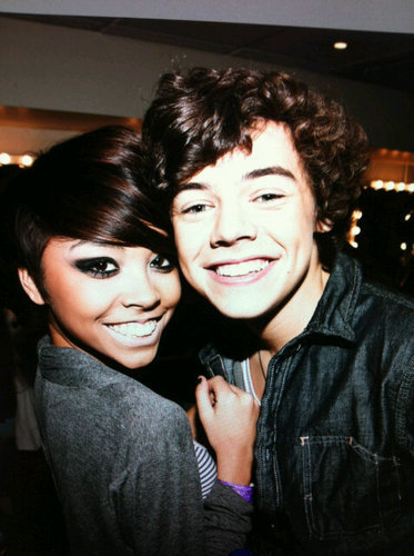 Flirty Harry & The Rumoured Dancer He Was Supposed To B Dating Ages zamani (How Cute!) 100% Real :) x