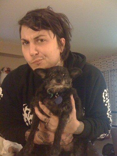 Frankie & His Doggie :)