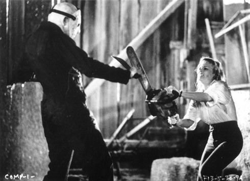 Friday the 13th wallpaper possibly with a lumbermill entitled Friday the 13th: A New Beginning