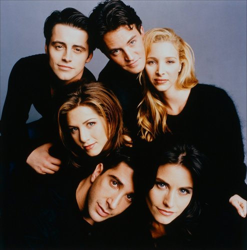 Friends wallpaper with a portrait called Friends cast