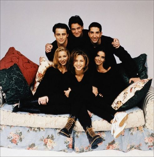 Friends wallpaper titled Friends cast