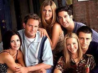 Friends cast