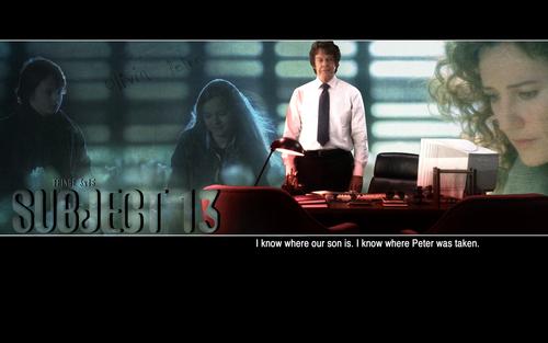 Fringe Season 3 Subject 13