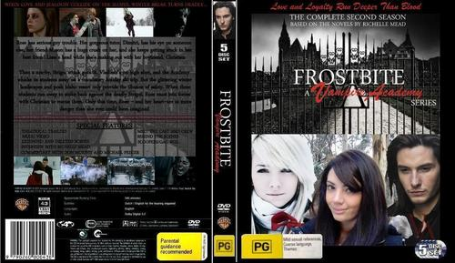 Vampire Academy Dvd Cover Vampire Academy Series...