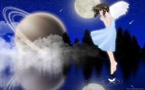 "Full moon "" Algerian Anime"""
