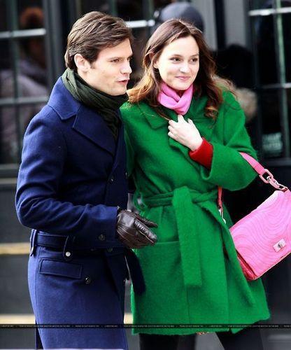 The Prince & Blair *new episode* :))