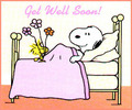 Get well soon, Lily :*