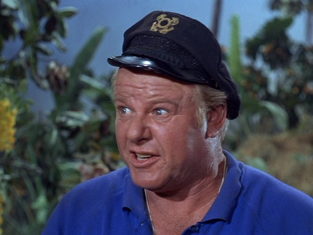The skipper gilligans island photo — img 2