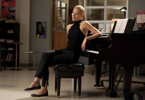 Gwyneth on Glee