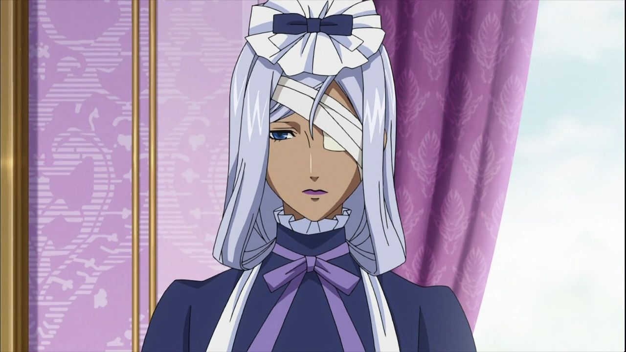 butler girls The manga and anime series black butler she tries to only look cute in front of ciel because of a comment he made about not wanting a strong and scary girl to.