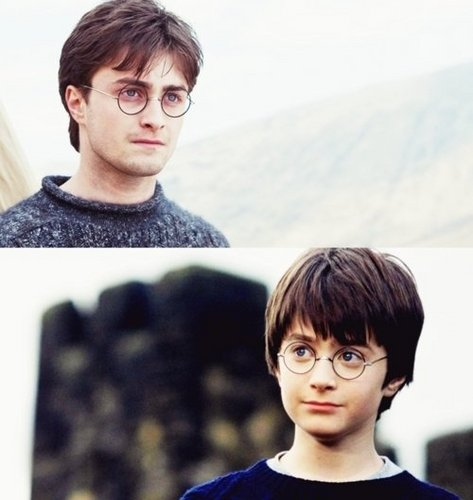 Harry James Potter *-*