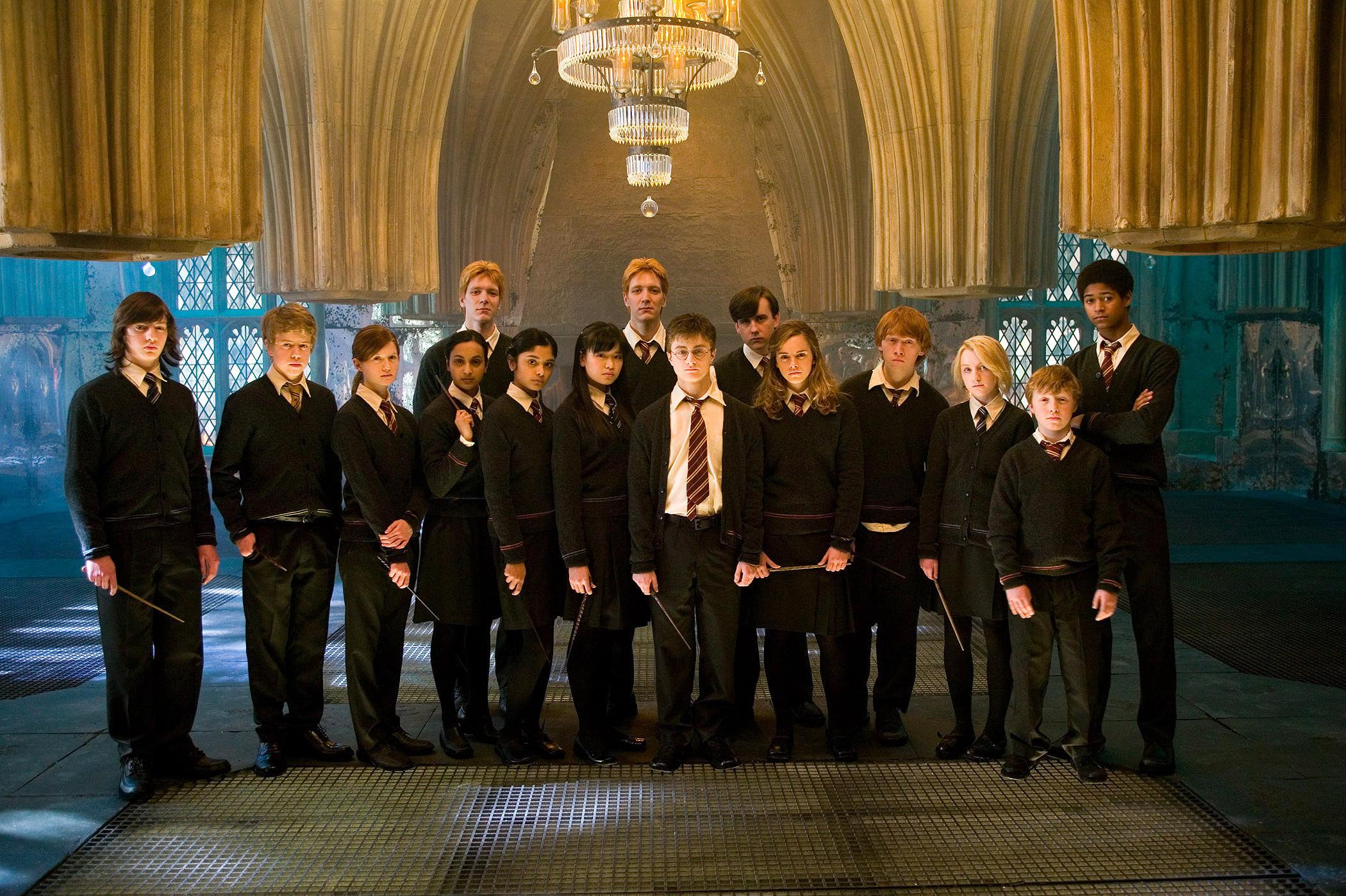 Hogwarts house rivalry harry potter