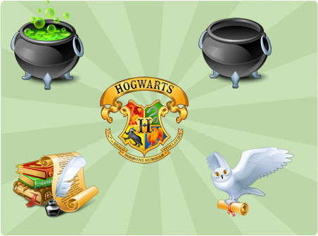 Hogwarts House Rivalry! wallpaper called Harry Potter