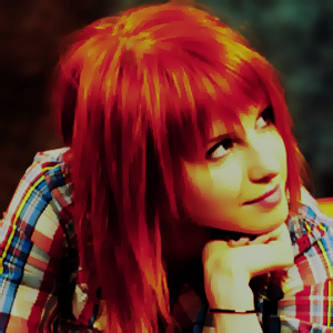 Hayley Williams big iconos