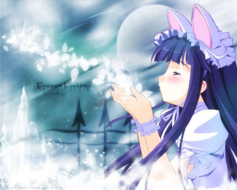 Moon Phase Anime Hazuki