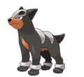 Houndour and Houndoom
