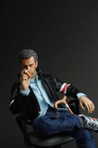 House collector figure
