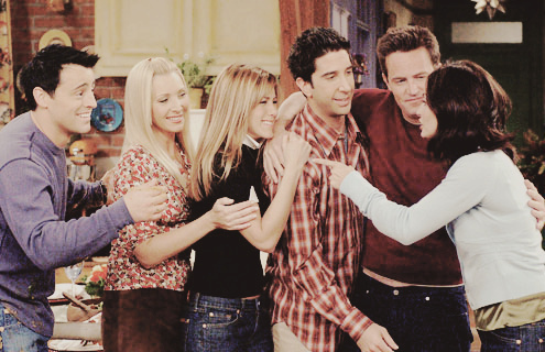 I'll be there for u