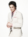Ian on gq magazine photoshoot