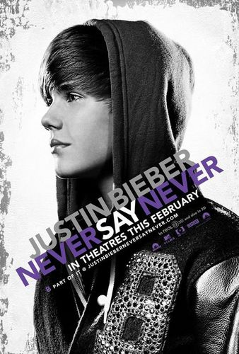 JB NEVER SAY NEVER POSTERS