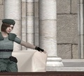 JV Model - jill-valentine fan art