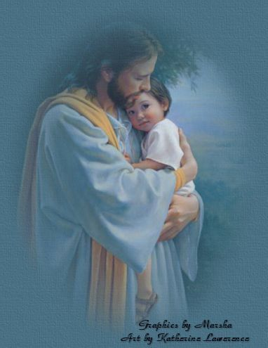 Jesus love kids!.. - christianity Photo