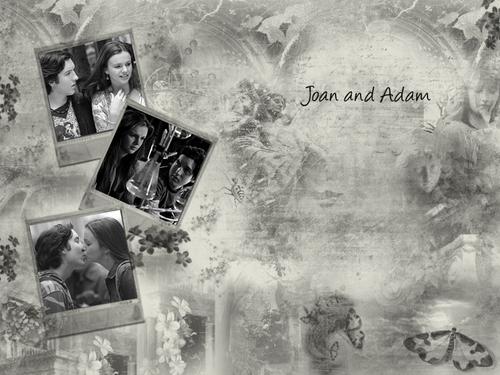 Joan and Adam