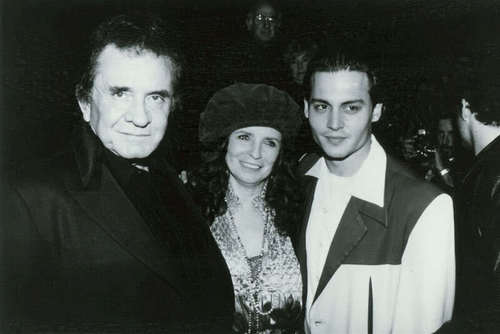 Johnny, June, and Depp