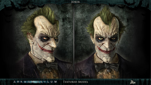 Batman Arkham City images Joker   HD wallpaper and background photos