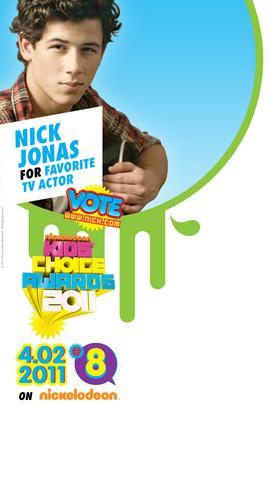 KCA-Nick Jonas