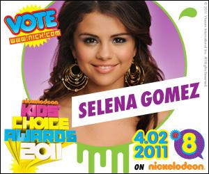 KCA-Selena Gomez