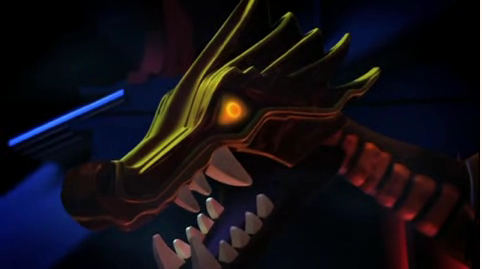 Kai's Fire Dragon - ninjago Screencap