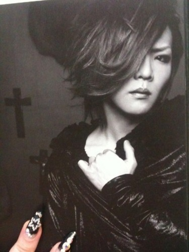 Kai the GazettE New Look 2011