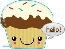 Kawaii Cupcake SO CUTE