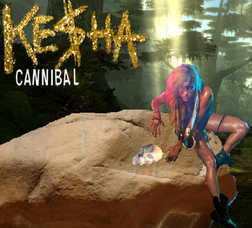 ke$ha cannibal