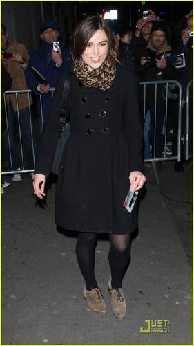 Keira Knightley To 星, 星级 In 'Anna Karenina'?