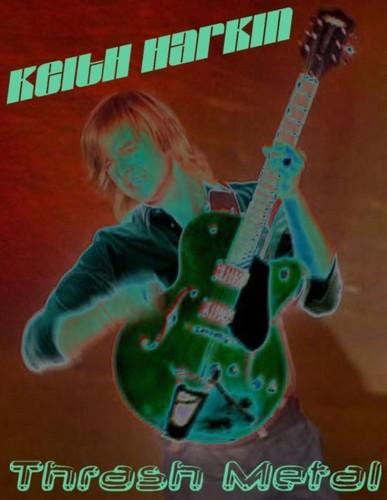 Keith Harkin - Thrash Metal