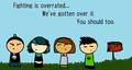 LOL You Should Listen 2Them, They Know What They're Talking About xD - total-drama-world-tour fan art