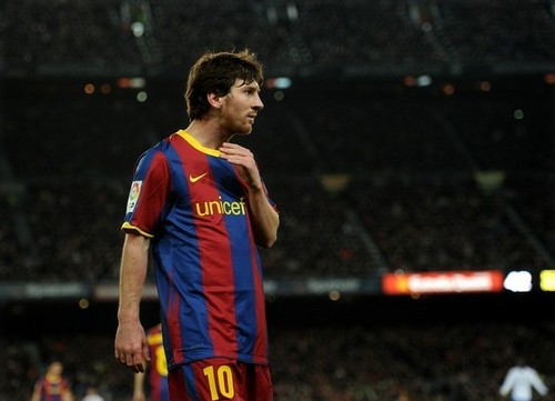 Lionel Messi [FC Barcelona - Real Zaragoza]