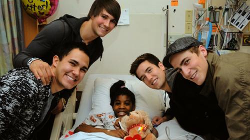 Logan,Kendall,Carlos,James