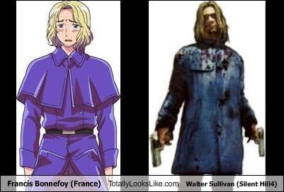 Look alike!