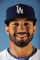 Los Angeles Dodgers Photo Day (Matt Kemp CF)