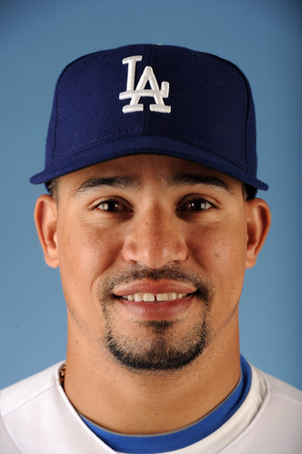 Los Angeles Dodgers bức ảnh ngày (Rafael Furcal, SS)