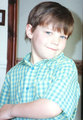 Louis as a kid!