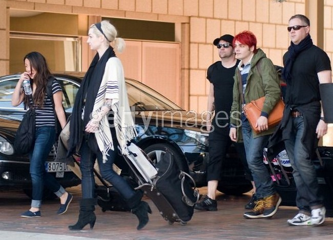 the gallery for gt gerard way and lindsey way wedding